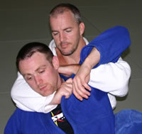 Brazilian Jiu Jitsu uses effective techniques that work in real life